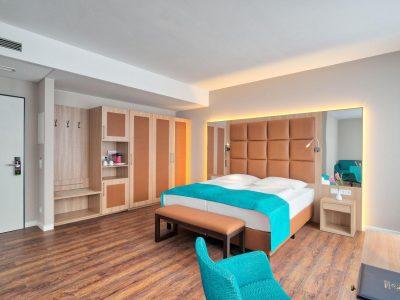 Deluxe Junior Suite im Hollywood Media Hotel