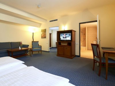 Hollywood Media Hotel - accessible room